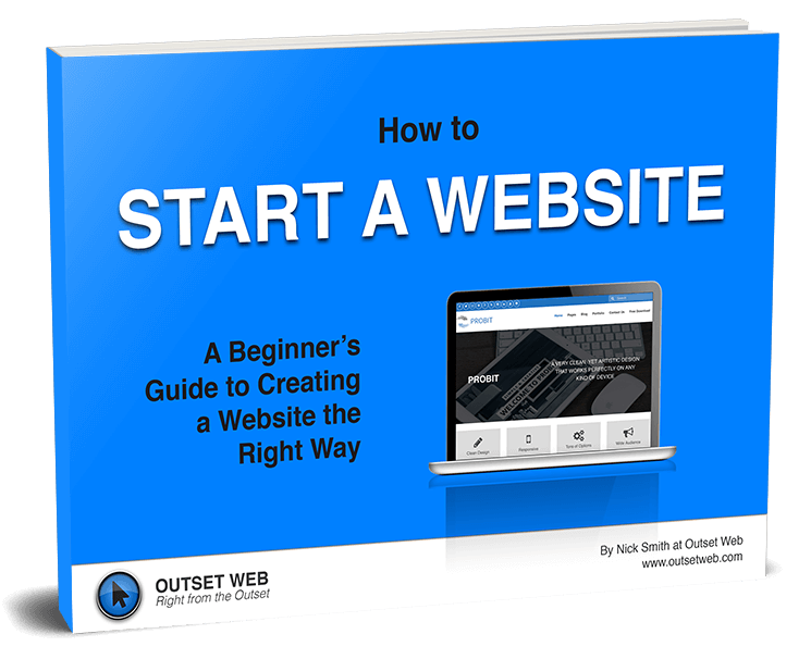 free website startup guide